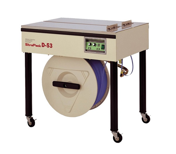 D-53X2 semi-automatic belt machine