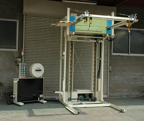 RQ-8HE pallet belt machine